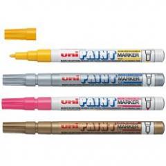 Marker permanent technical uni Paint marker