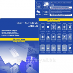 Labels self-adhesive BM.2825