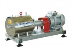 Промышленный нагреватель Альтернатива газа.