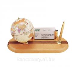 The globe is desktop