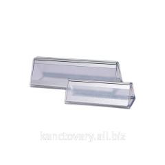 Nameplate unilateral (Panta Plast)