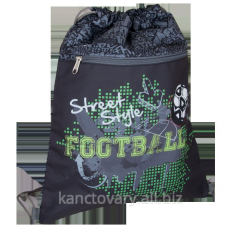 Bag for the FOOTBALL footwear
