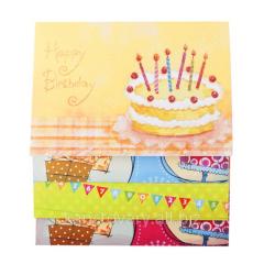 Preparation for Birthday 10.5*14.8sm cards