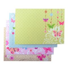 Preparation for Flutter 10.5*14.8sm cards