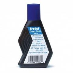 Stamp paint 28 of ml blue