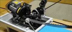 Borazone tool-grinding ELBOR 60 machine,
