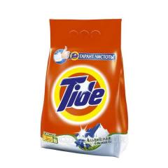 Порошок стиральный автомат Tide 1.5кг Альпийская