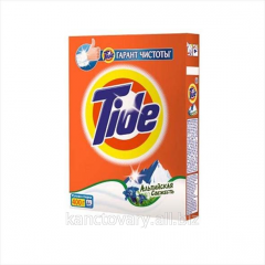 Laundry detergent ruch. TIDE 400 of Alpine