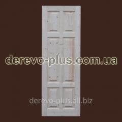 Doors for a bathroom
