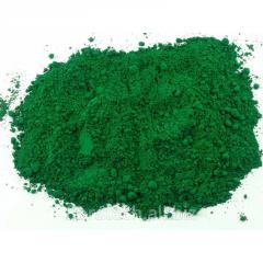 ППФ-53, Пигмент порошковый зеленый, 25 кг