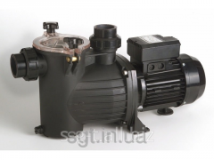 The pump for private pools of