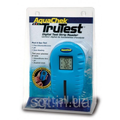 Digital tester of Aqua Chek TruTest 3 in 1, V2.2