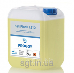 Chemistry for pools of Froggy SetiFlock L310 of 5