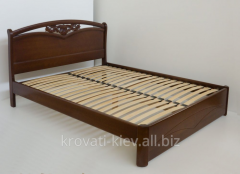 Beds from the massif of handwork