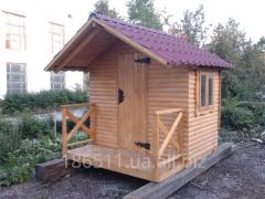 Апи-дом для апи-терапии (лечебный сон на пчелах)