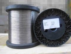 The wire high-alloyed corrosion-resistant - corrosion-proof