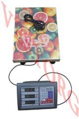 Весы электронные OXI товарные 100кг напольные