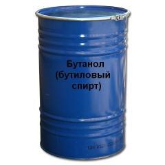 Бутиловый спирт (н-бутанол)