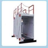 Оборудование горношахтное -клети шахтные разлиных