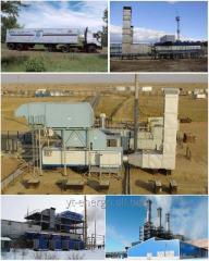 Gas-turbine power plan