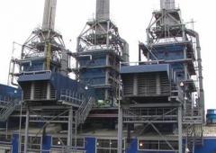 Waste heat boilers/HRSGs