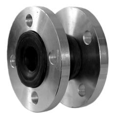 Compensator flange (vibroinsert) DU 100 of mm