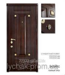 Your Door Guard Prestizh model of Eklips dark n