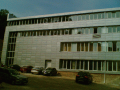 The hinged ventilated facades, front systems,