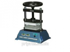 ARGENTA AW02 vulcanizer with the double regulator