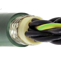 Cable of managemen