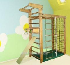 Оборудование и аксессуары для детских площадок