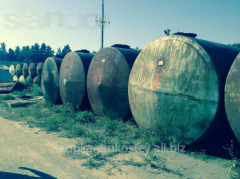 Нержавеющие емкости, емкости из нержавеющей стали, емкости из алюминия в Украине