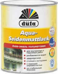 Аква-эмаль шелковисто-матовая Aqua-Seidenmattlack