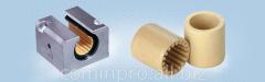 DryLin bearing modular linear directing