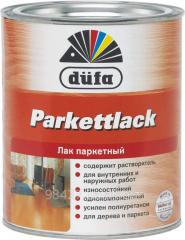Лак паркетный Parkettlack
