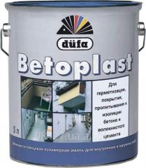 Эмаль полимерная Betoplast