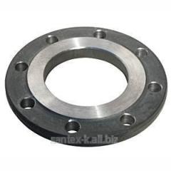 Flange of steel RU 10 DU 100