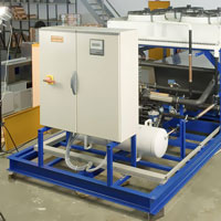 Cooling system RKH Series