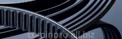 Приводной плоский ремень из резины
