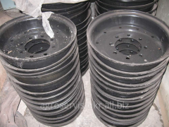 Disk 2PTS-4, for agricultural machinery