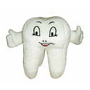 Tooth soft toy