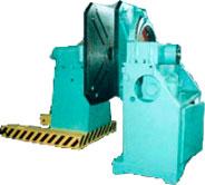 Rotator welding horizontal M31050A of / p 2000 kg.