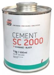 Kg Cement SC 2000 1 glue black
