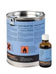 Conti Secur BFA glue of 0,8 kg black