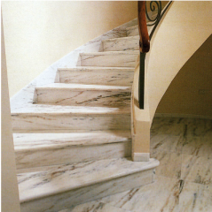 Ladders from marble