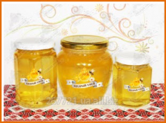 Akatsiyevy honey
