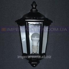 Уличный накладной светильник, влагозащищенный SVET одноламповый