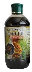 Extract ml, coniferous with bischofite 500