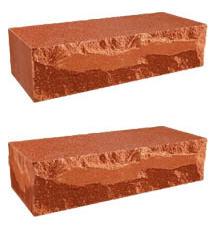 Brick facing Beam