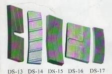 Сегменты алмазные для напаивания на пилы для резки